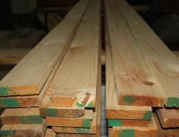 Duela / Wooden Staves